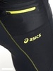 Тайтсы Asics M's Fuji Tight yellow мужские