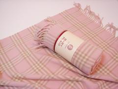 Плед детский 75х100 Luxberry Lux 1 розовый