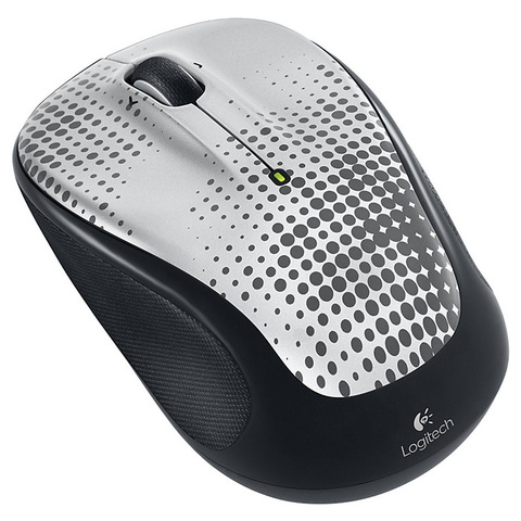 LOGITECH M325 Perfectly Pewter [107408]
