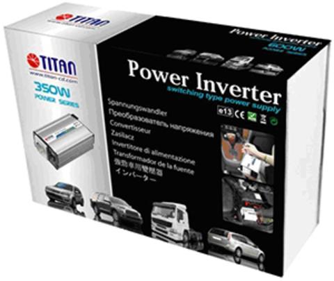 Преобразователь тока (инвертор) Titan HW-350E6
