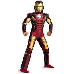 Костюм Железного Человека классический Марк 7