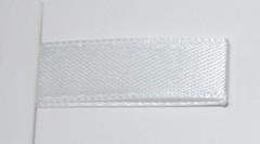 Лента атласная Белый, 25 мм*22,85м