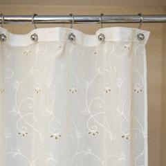 Шторка для ванной 180х200 Arti-Deco Embroidery 2803