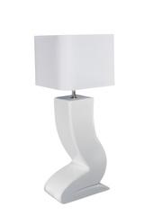 Элитная лампа настольная Амадора белая от Sporvil