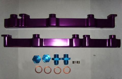Топливная рейка NISSAN 350Z 03-06 ,03-05, G35 VQ35 fuel rail kit