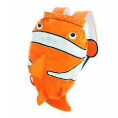 Рыба-клоун Чаклес: детский рюкзак для бассейна Trunki