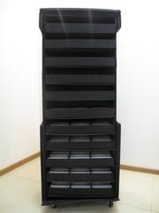Ящик раздвижной для хранения и выставки футляров и солнцезащитных очков 165 шт.