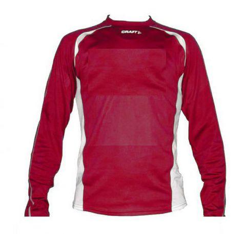 Рубашка Craft Track and Field мужская красная