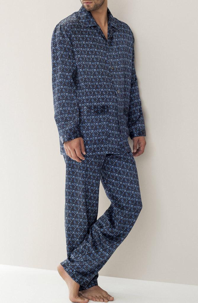 Шелковая мужская пижама премиум класса Zimmerli (Домашние костюмы и пижамы)
