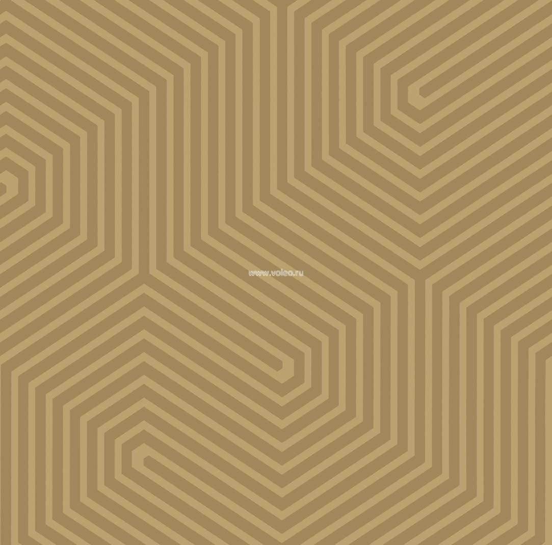 Обои Cole & Son Geometric 93/5016, интернет магазин Волео