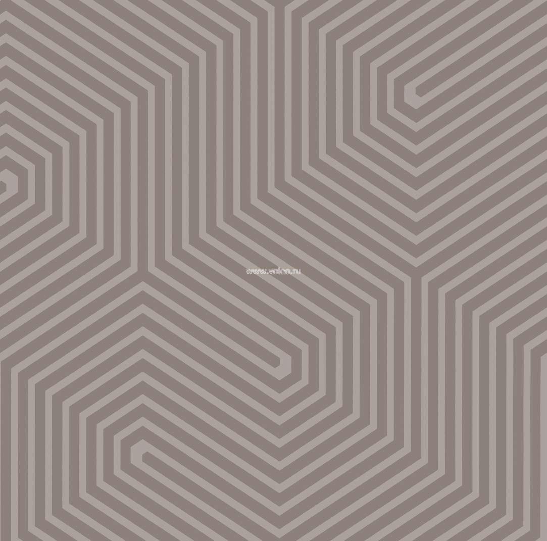 Обои Cole & Son Geometric 93/5017, интернет магазин Волео