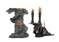 Dreadfire Portal and Eternity Stair