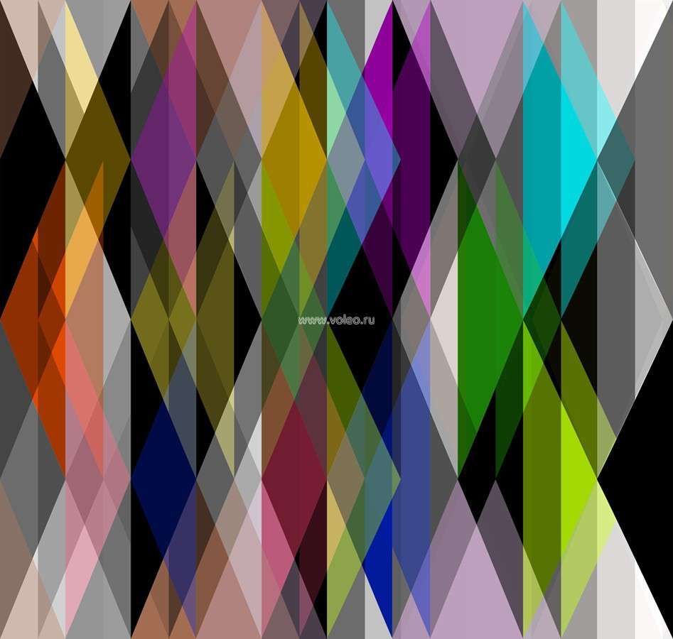 Фотообои (панно) Cole & Son Geometric 93/6020, интернет магазин Волео