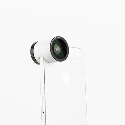 Teog - 3-in-1 FishEye (фишай) для iPhone 5, макро и широкоугольный