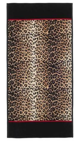 Полотенце 37x50 Feiler Safari 10 schwarz