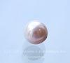 5818 Хрустальный жемчуг Сваровски Crystal Rosaline круглый с несквозным отверстием 8 мм, 2 штуки
