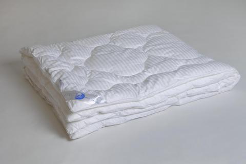 Одеяло Коллекции  Элисон  в сатине искусственный  лебяжий пух Легкое,