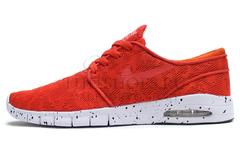 Кроссовки Мужские Nike Stefan Janoski Red White