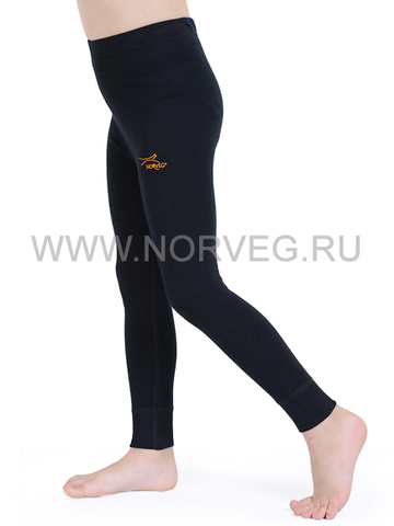 Терморейтузы из шерсти мериноса Norveg Active Kids детские
