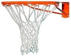 Сетка баскетбольная ПРОФ. шнуровая d=6.0мм
