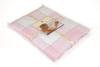 Плед детский 100х150 Luxberry Vanessa розовый