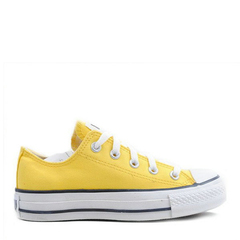 Converse All Star Low Yellow