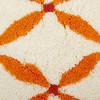 Элитный коврик для ванной Boudoir 635 оранжевый от Abyss & Habidecor