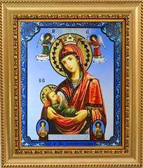 Млекопитательница. Икона Божьей Матери.