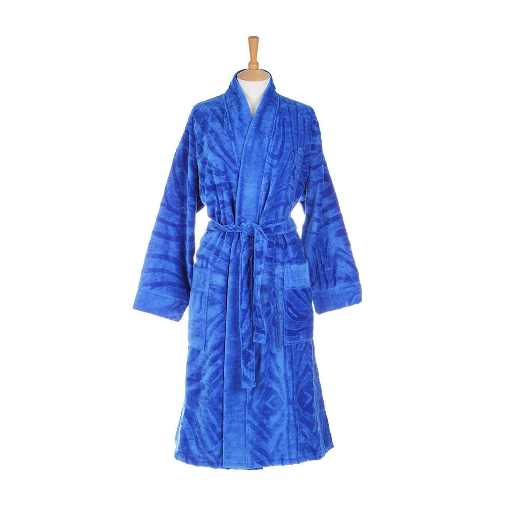 Халаты Халат-кимоно велюровый Roberto Cavalli Zebrona голубой elitnyy-halat-kimono-velyurovyy-zebrona-goluboy-ot-roberto-cavalli-italiya.jpg