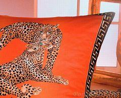 Наволочка 35x40 Elegante Gepard золото