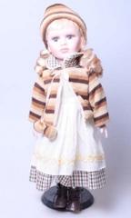 Кукла фарфор 401796