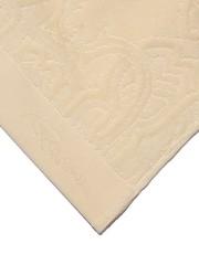 Полотенце 100х150 Roberto Cavalli Logo слоновой кости