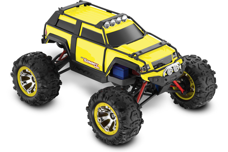 Traxxas Summit 1/16 VXL Brushless 4WD RTR