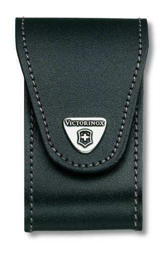 Чехол черный для Swiss Army Knives or EcoLine 91 mm, толщина ножа 5-8 уровней