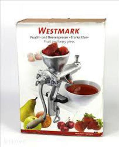 Соковыжималка шнековая ручная Westmark Starke Else