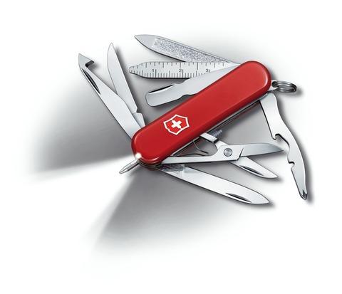 Нож брелок Midnite Minichamp Victorinox (0.6386)