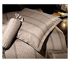 Пододеяльник 140x200 Elegante Strada серебро