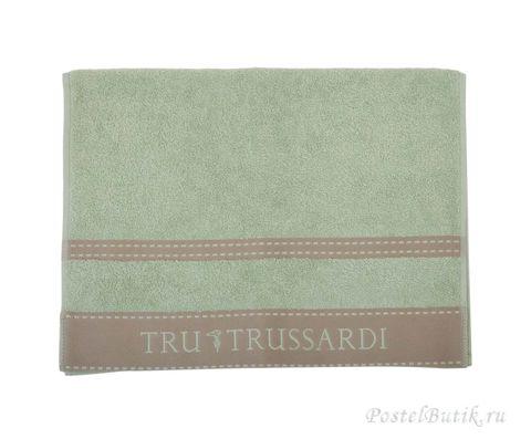 Набор полотенец 2 шт Trussardi Golf оливковый