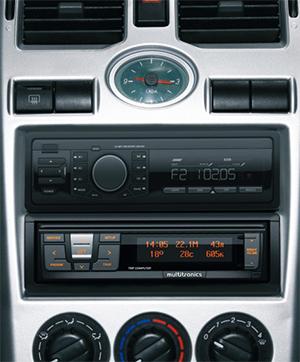 Бopтовой компьютер Multitronics RI-500V для автомобилей Ваз