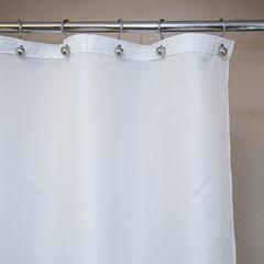 Защитная шторка для ванной 180х200 Arti-Deco Liso White