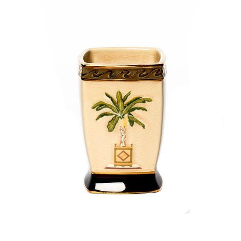 Стакан для зубной пасты Banana Palm от Avanti