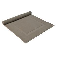 Элитный коврик для ванной махровый Brighton светло-коричневый от Casual Avenue