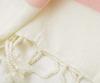 Элитная банная простыня-пештемаль Fula розовая от Hamam