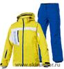 Горнолыжный костюм 8848 Altitude Coy Yellow Steller Blue детский