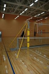 Протекторы на стойки волейбольные (с защитой растяжек)
