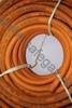 Шланг газовый GOK 9мм. (оранжевый)