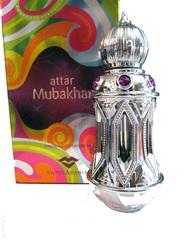 Духи натуральные масляные ATTAR MUBAKHAR / Аттар Мубахар / жен/ 20 мл /ОАЭ/Swiss Arabian