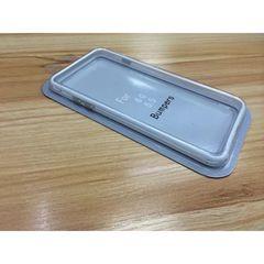 Бампер силиконовый для iPhone 6 Plus БЕЛЫЙ