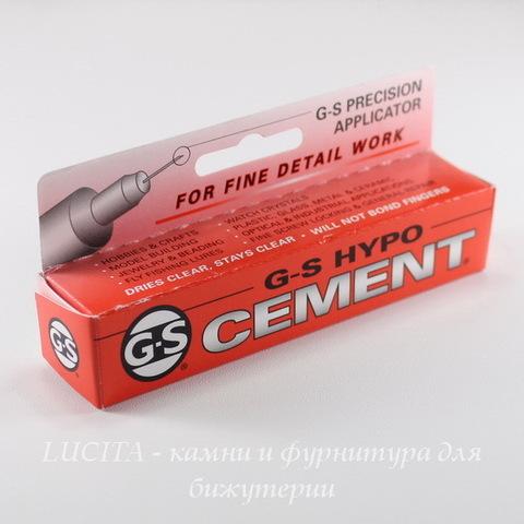 Клей HYPO Cement c аппликатором (9 мл)
