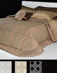 Постельное белье 2 спальное Cesare Paciotti Vienna коричневое